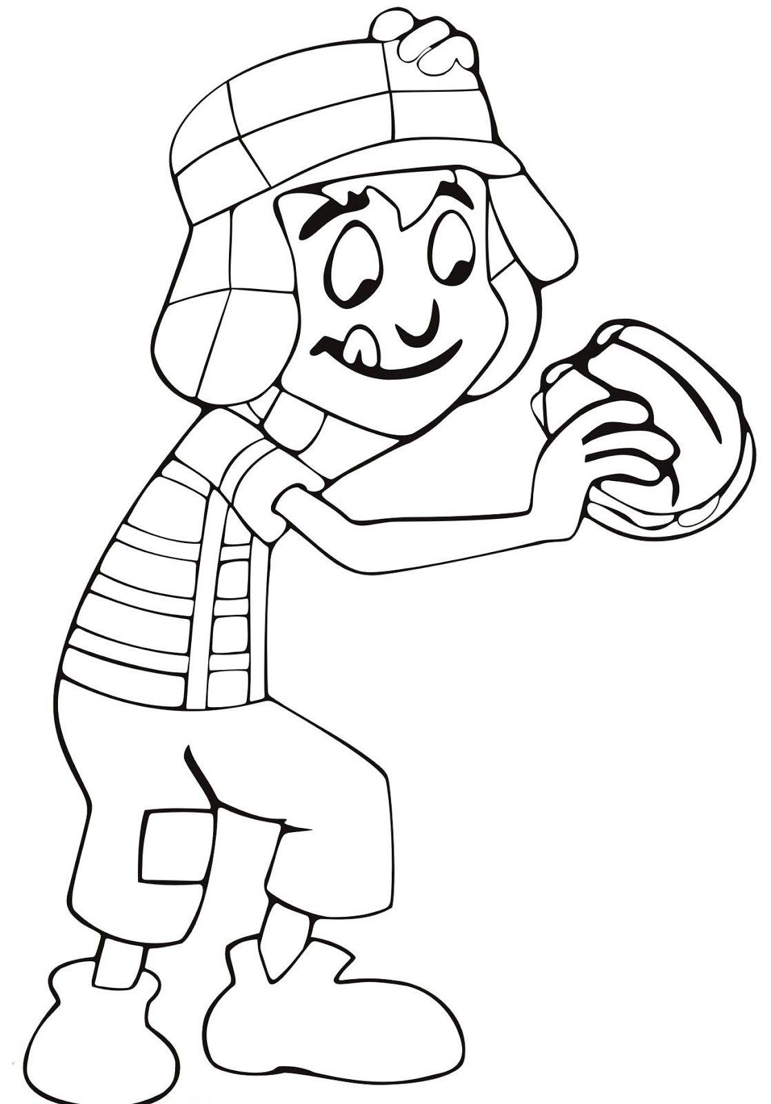 Dibujos Para Pintar Del Chavo Del 8 Animado Chavo Art