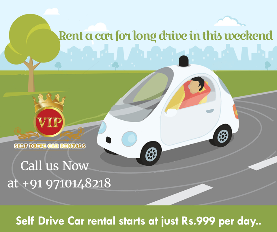 Hire a Car and Ride like your own. Contact VIP Self Drive
