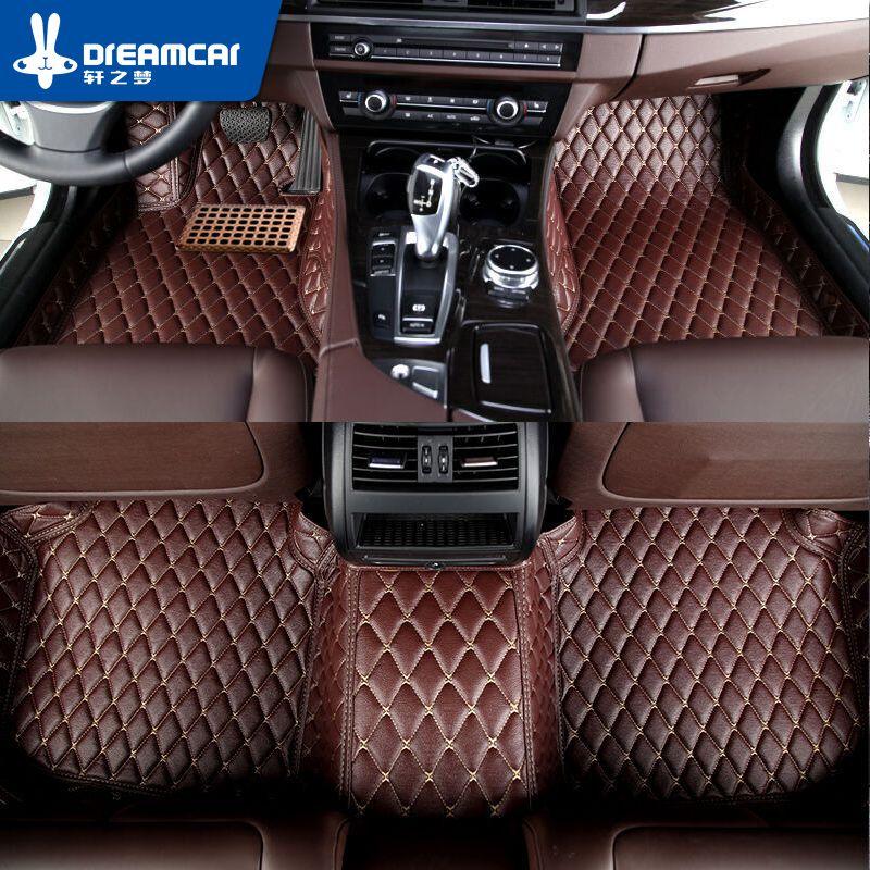 Custom Fit Floor Mats Car Audi A1 A3 A4 A6 B5 B6 B7 B8 Q3 Q5 Q7 A8