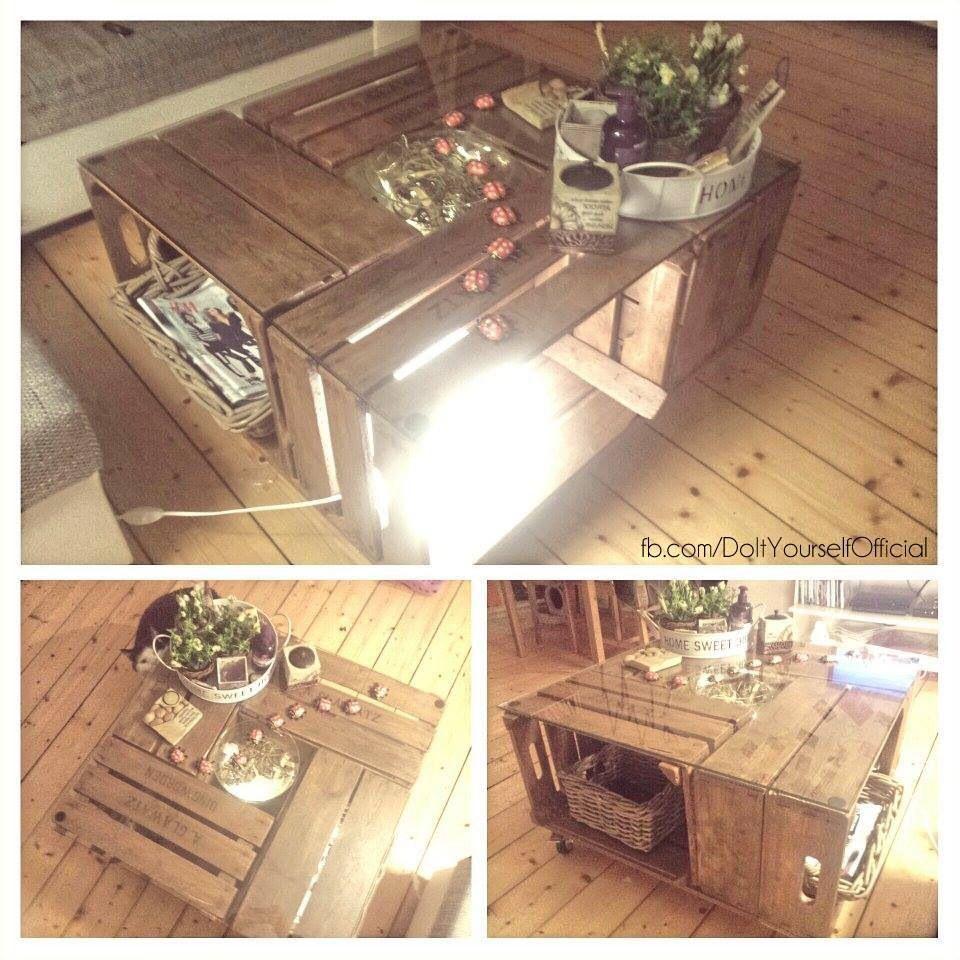 weinkisten tisch diy pinterest. Black Bedroom Furniture Sets. Home Design Ideas
