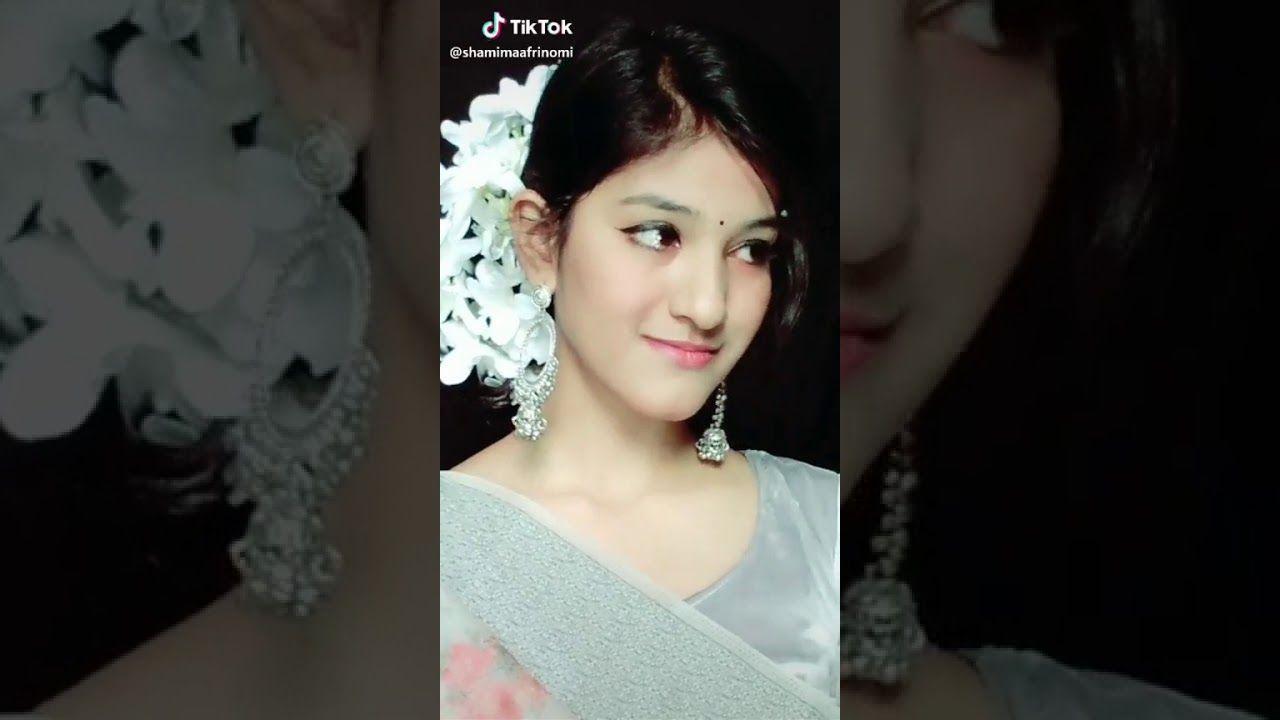 Bangladeshi Girls Cute Expression Beautiful Looking Girl Tik Tok Beautiful Cute Girl