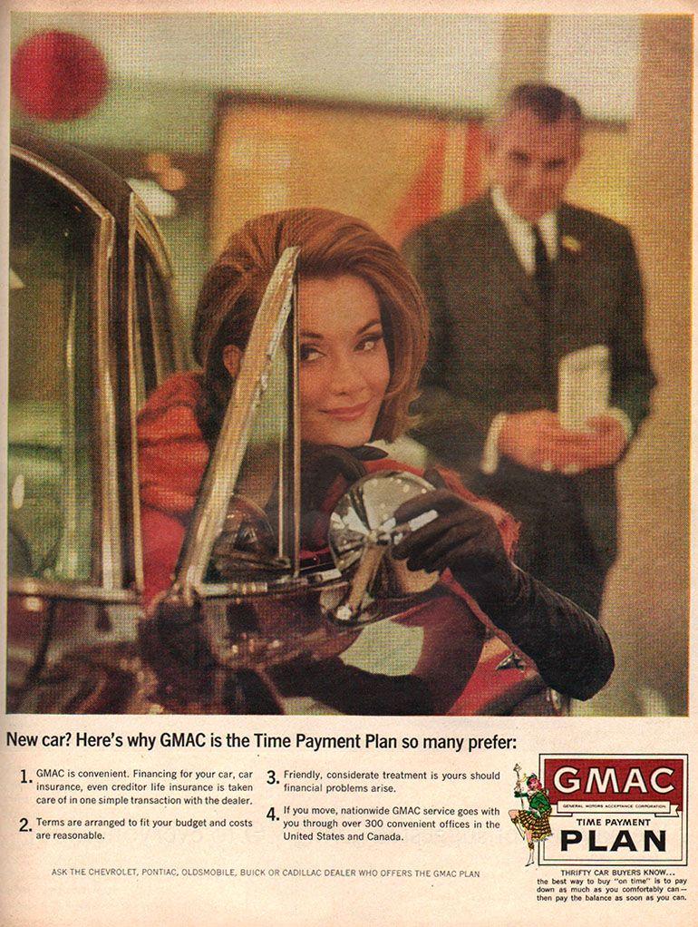 1963 Finance Look Magazine How To Plan Finance