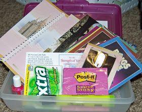 My LDS Life: Birthday Boxes
