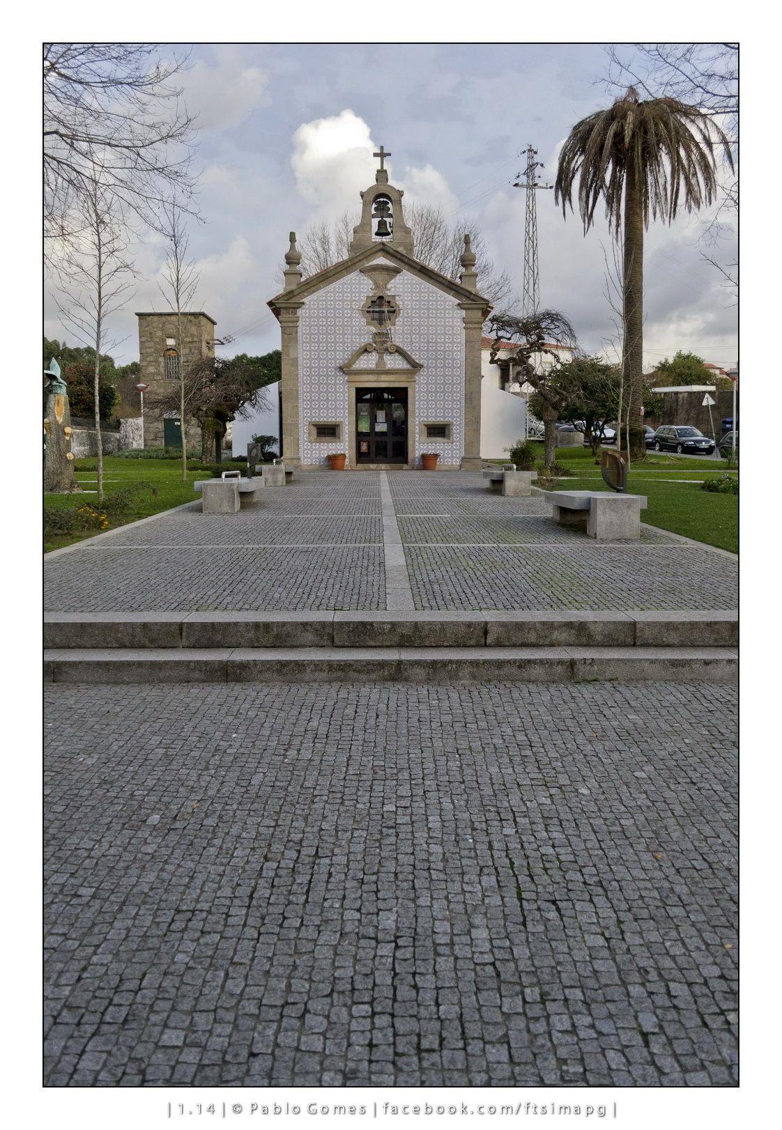 Capela de São Martinho / Capilla de San Martin / St. Martin Chapel - Vilar do Paraiso [2014 - Gaia - Portugal] #fotografia #fotografias #photography #foto #fotos #photo #photos #local #locais #locals #cidade #cidades #ciudad #ciudades #city #cities #europa #europe #porto #oporto #turismo #tourism @Visit Portugal @ePortugal @WeBook Porto @OPORTO COOL @Oporto Lobers