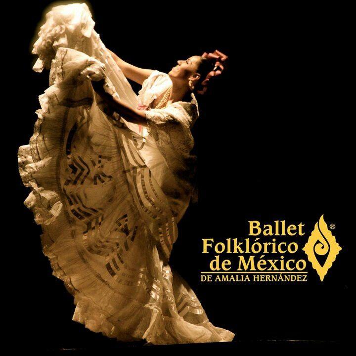 Ballet folklórico de México de Amalia Hernández - verá Cruz