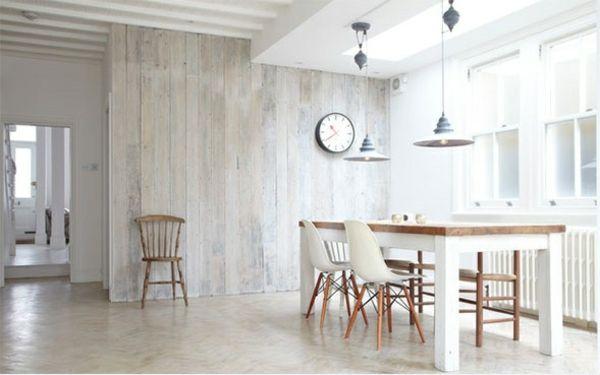 skandinavisches design esszimmer reizende ideen holzeinrichtung - esszimmer design ideen