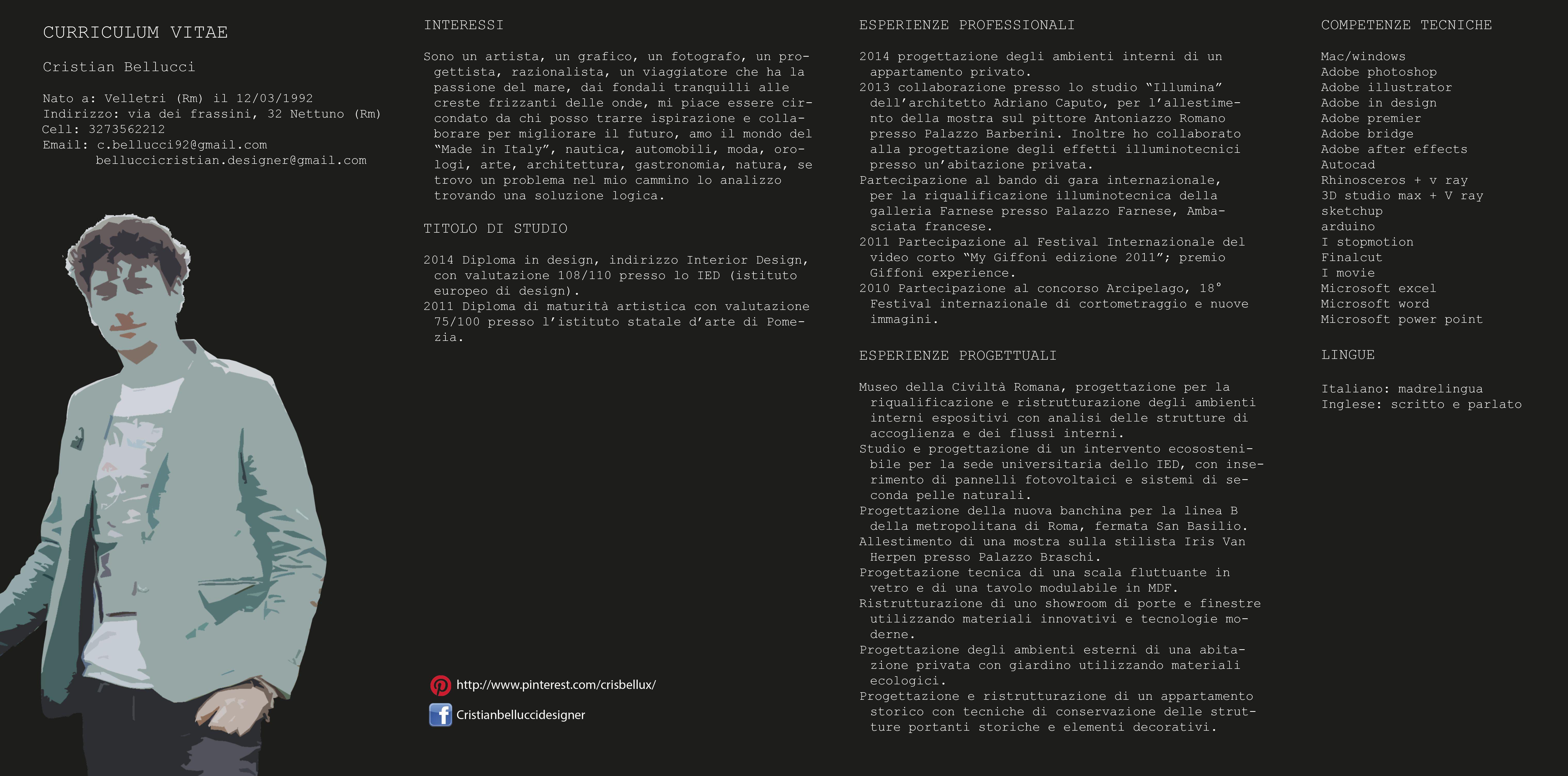 Portfolio Introduttivo PORTFOLIO