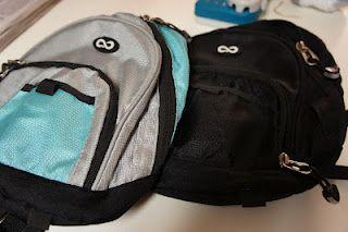 Super Mini Backpack For Enteralite Infinity Feeding Pump