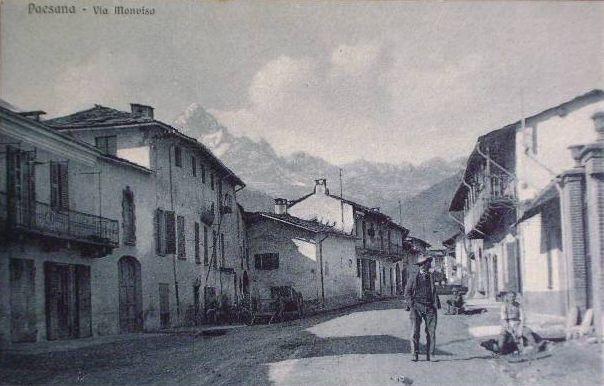 Paesana - via Monviso