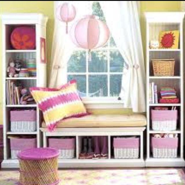 Yay Storage Kids Window Bench Pottery Barn Kids Diy Window