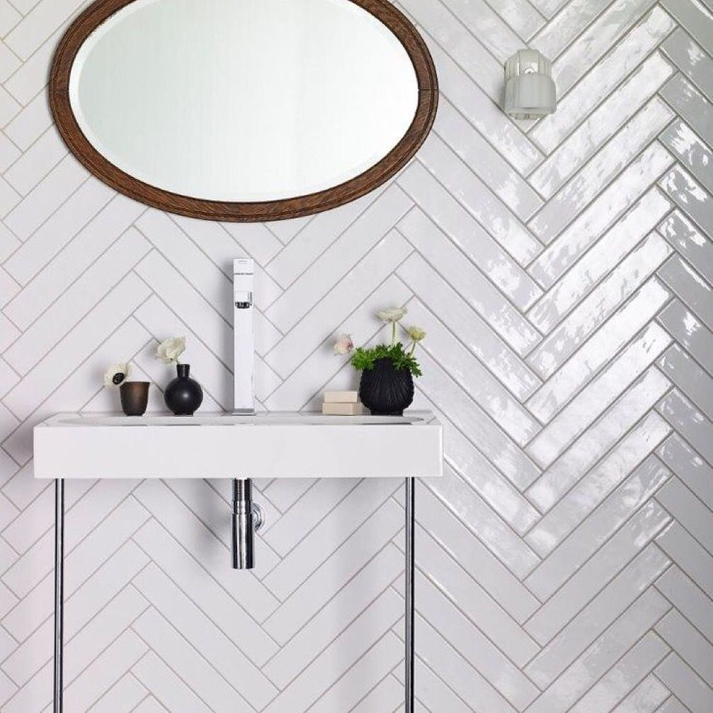 diagonal line this chevron tile is an example of zig zag and
