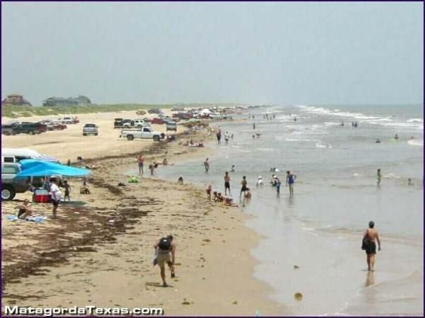 Matagorda Beach Grew Up Here As A Kid
