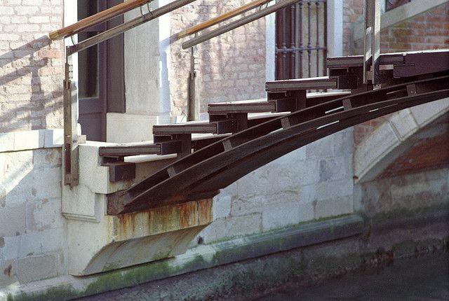 Querini Stampalia Foundation Bridge By Carlo Scarpa