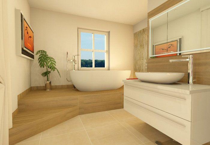 Badgestaltung Modernes Bad Mit Ausblick My Lovely Bath Magazin Fur Bad Spa Badezimmer Badgestaltung Badplanung
