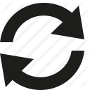 Loop Refresh Repeat Icon Icon Loop