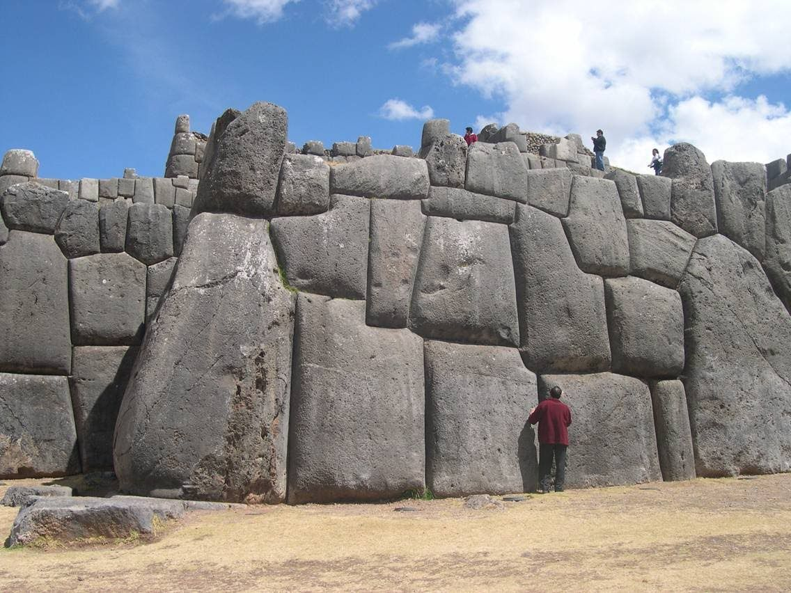 The Giant Builders Of Ancient Cusco Peru - YouTube