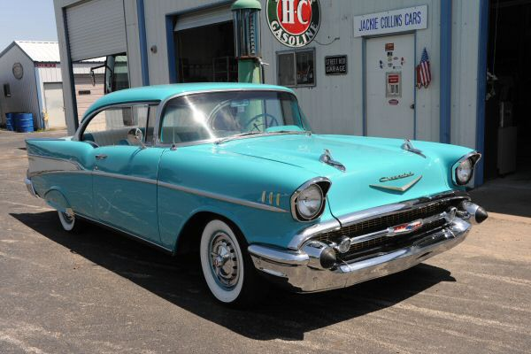 1957 Chevy For Sale Jackie Collins Cars Weatherford Texas