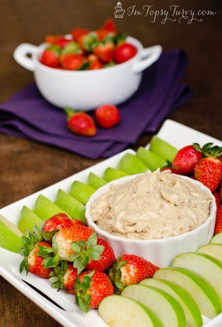 Im Topsy Turvy: Fruit Dip   - Recipes -