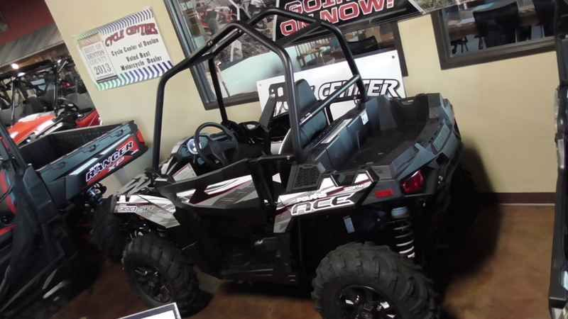 New 2016 Polaris ACE 900 SP Stealth Black ATVs For Sale in Texas.