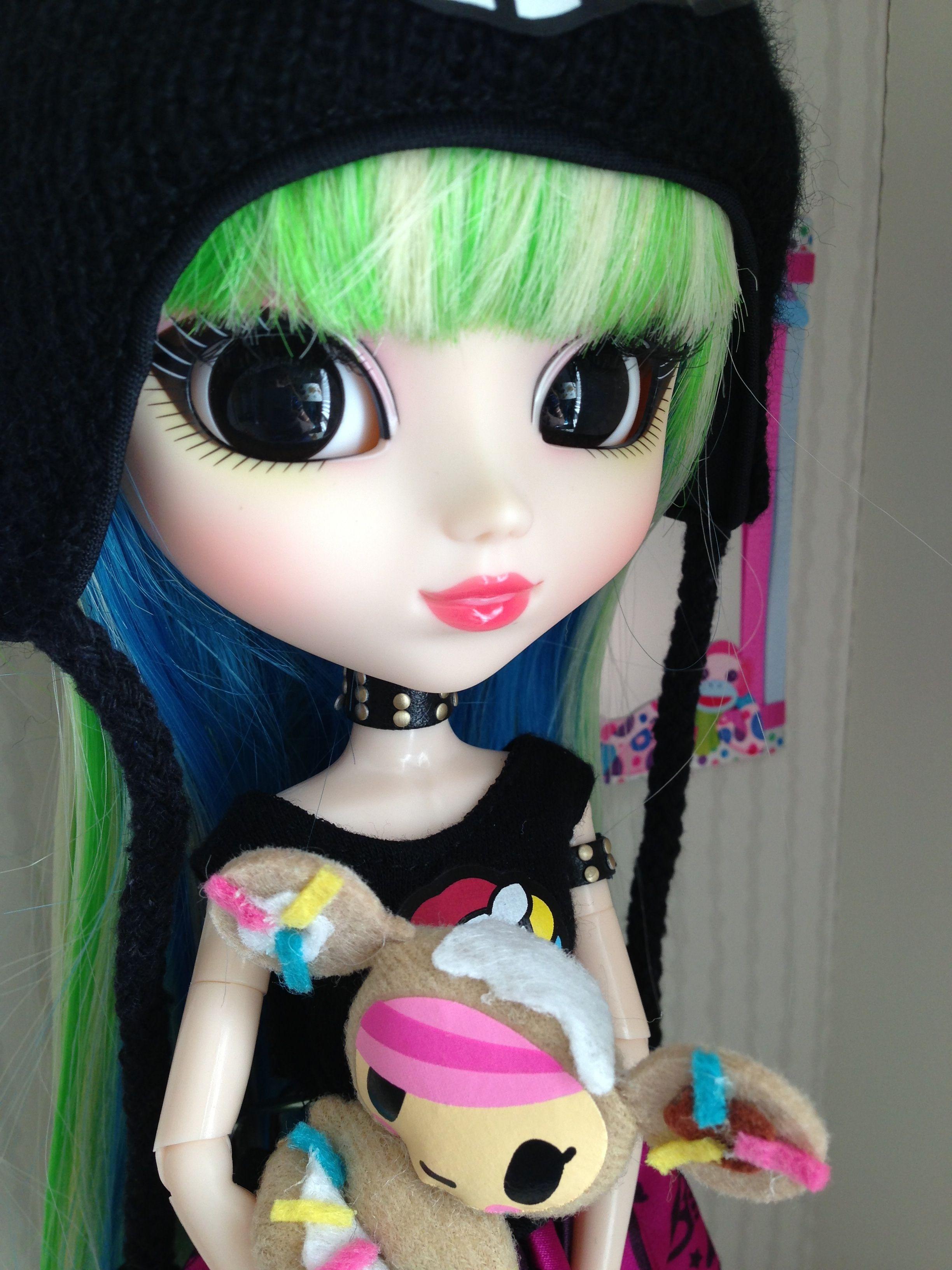 My tokidoki Pullip doll!