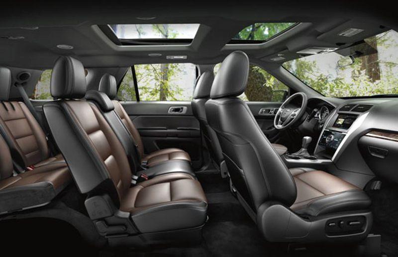 2017 Ford Explorer Interior Ford Explorer Interior Ford