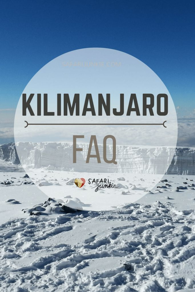Kilimanjaro Trekking Guide - All You Need to Know to Climb Roof of ... 4305401fda