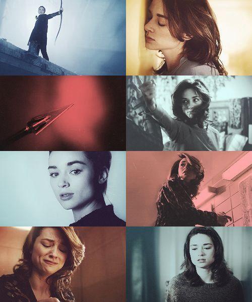 Allison Argent died and so did my heart