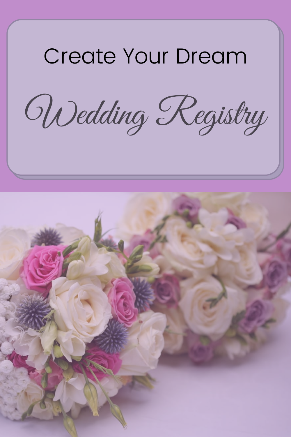 Create The Perfect Wedding Registry In 2020 Perfect Wedding Registry Wedding Stress Free Wedding Planning