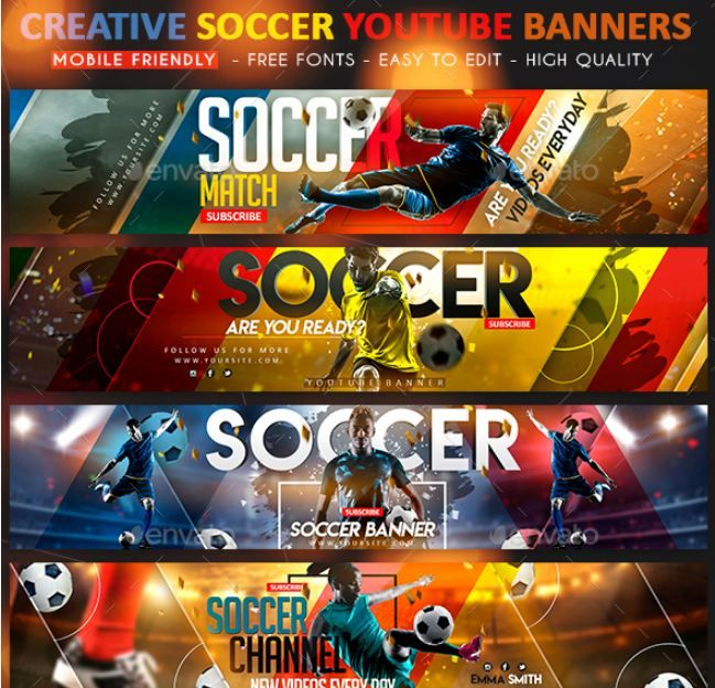 40 Youtube Banner Template Psd For Channel Art Psd Templates For