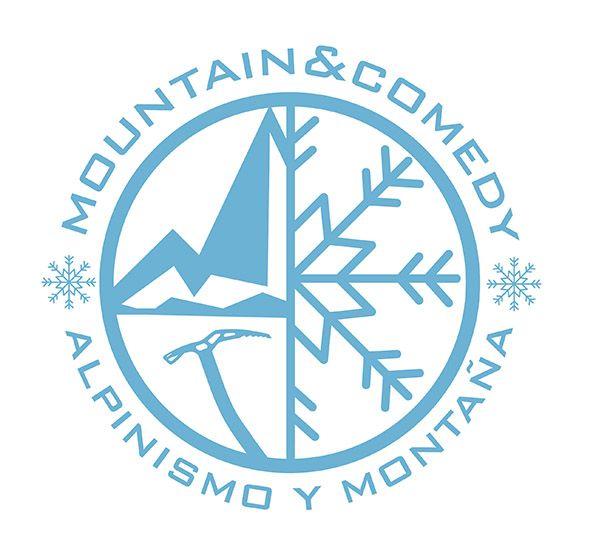 Logo Mountain&Comedy Grupo de Montaña