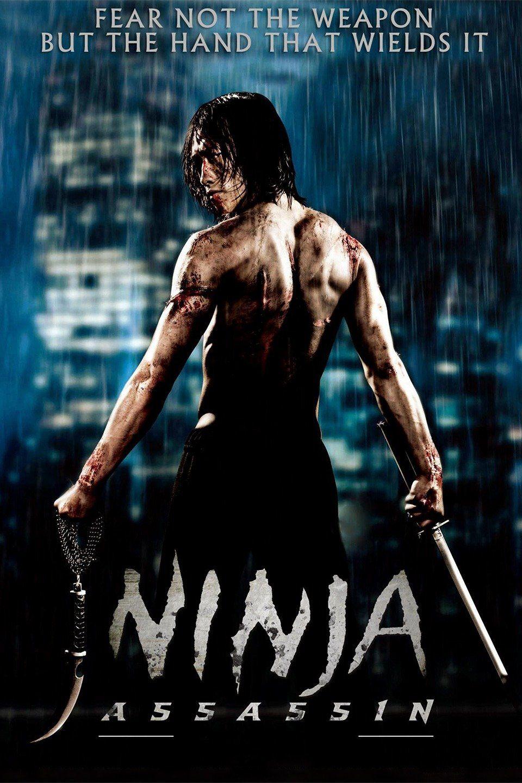 Ninja Assassin 2009 Ninja Assassin Movie Assassin Movies Ninja Movies