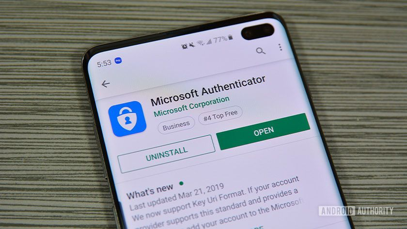 Microsoft Authenticator What it is, how it works, and how