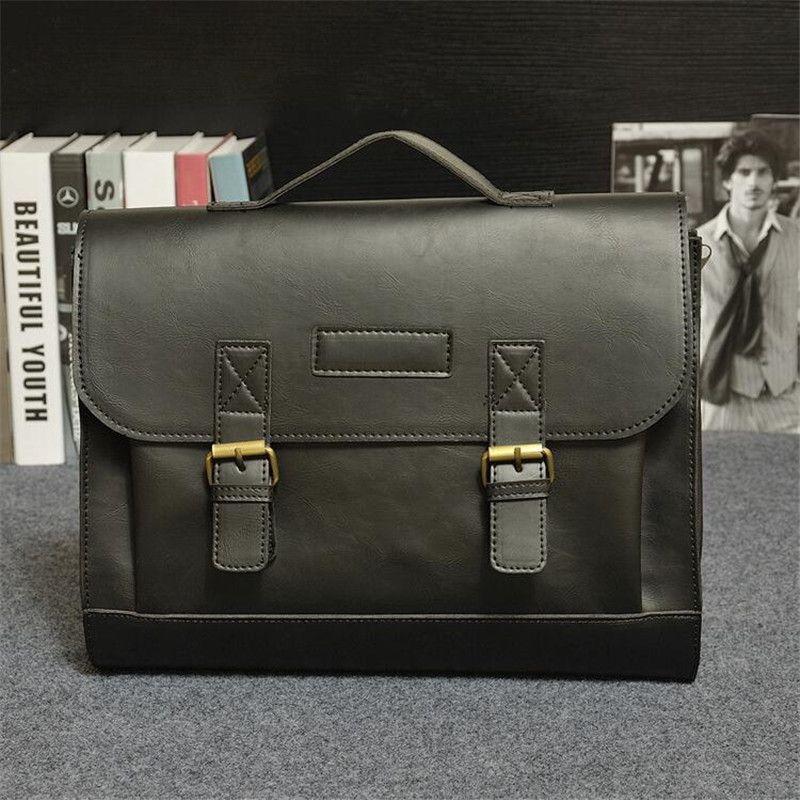 d16e9a8638 Original design 2016 explosion models male bag handbag briefcase ...