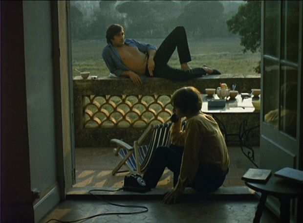 La Collectionneuse (Eric Rohmer, 1967). #rohmer #film