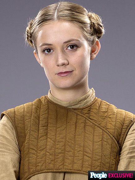 Billie Lourd : Star Wars