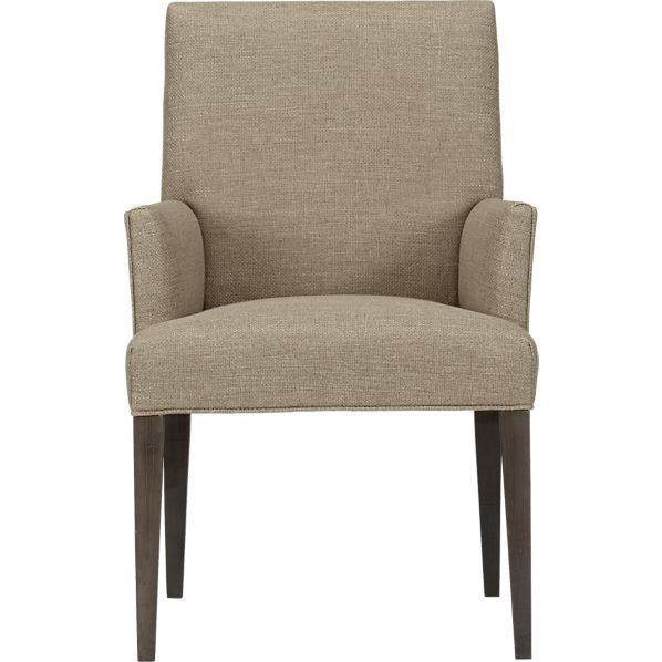 Miles Arm Chair 19 Quot Seat Height Dolan Residence