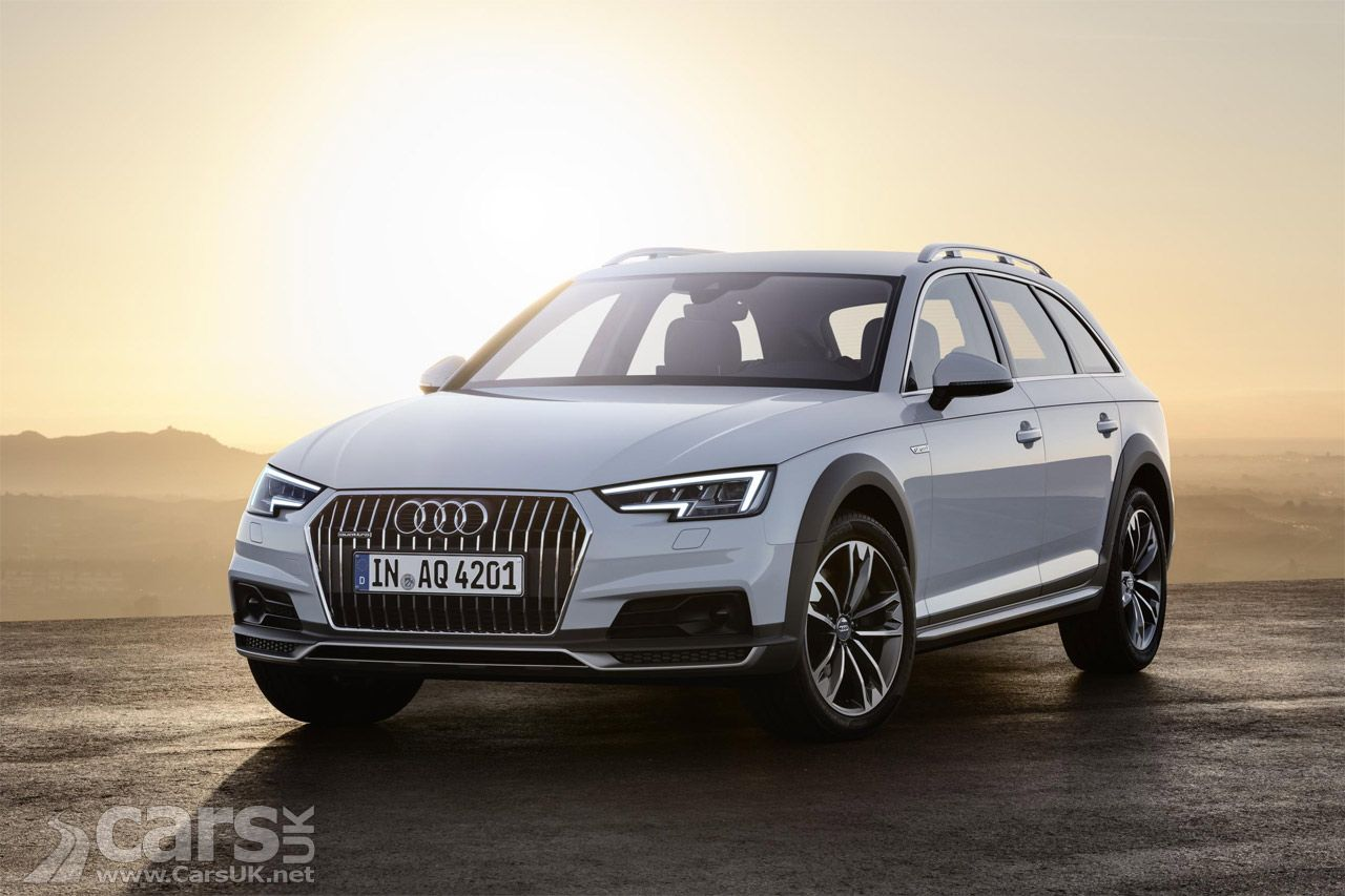 Audi A4 Allroad With Quattro Ultra Arrives In The Uk Cars Uk Audi A4 Audi Allroad Audi A4 Avant