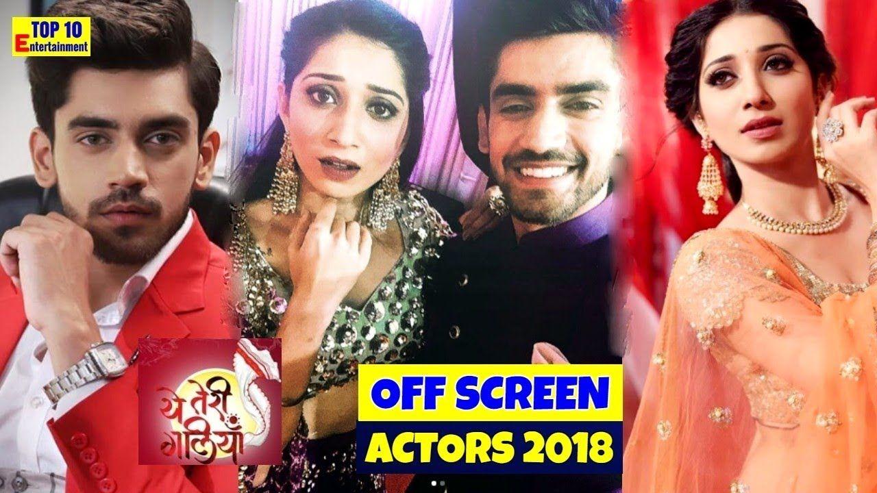 Yeh Teri Galiyan zeetv serial Actors Off Screen 2018 updates