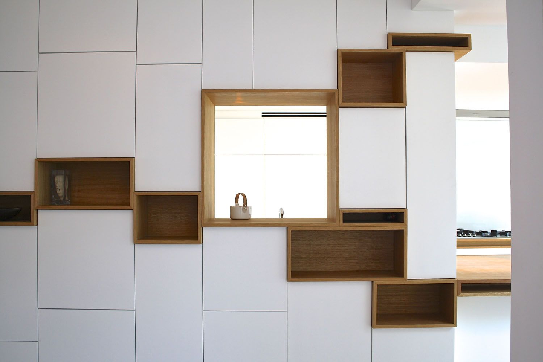 Keukens Aalst Filipjanssens Shelves Closets Storage  # Giellesse Muebles