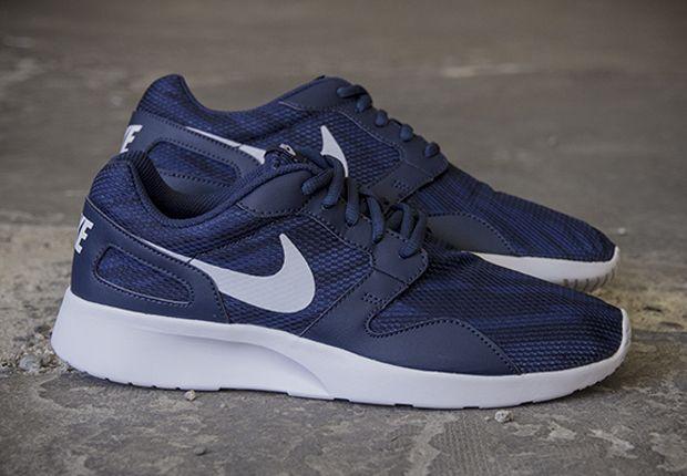Nike Kaishi Print  Midnight Navy  Obsidian  SneakerNewscom