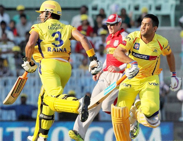 Match 45: Chennai Super Kings vs Kings XI Punjab