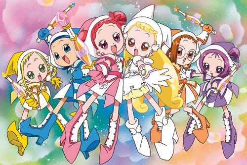 Magical Doremi Y Cosas De Locos En Canal 9 Dos Doremi Magique Dessin Anime Do Re Mi