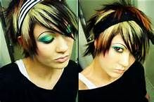 new emo hairstyles – Bing Images