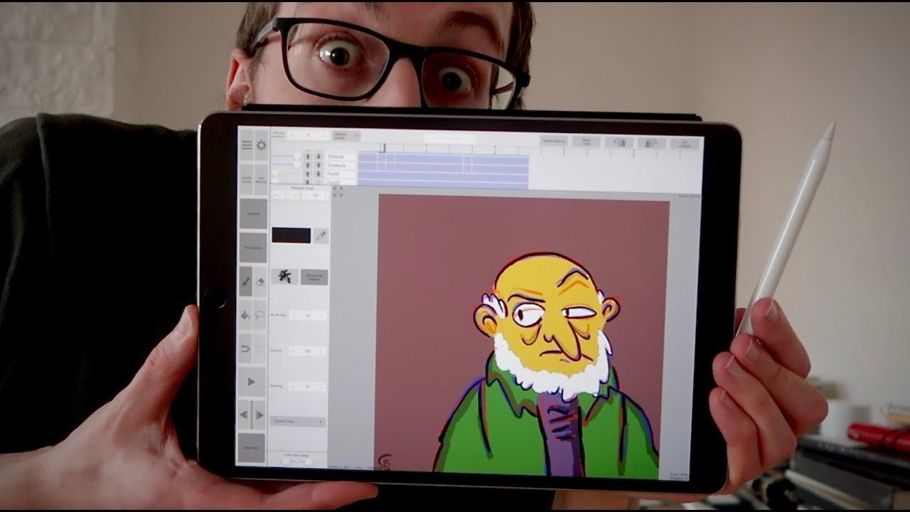 COMMENT FAIRE DE L'ANIMATION SUR IPAD Ipad, Tutoriel