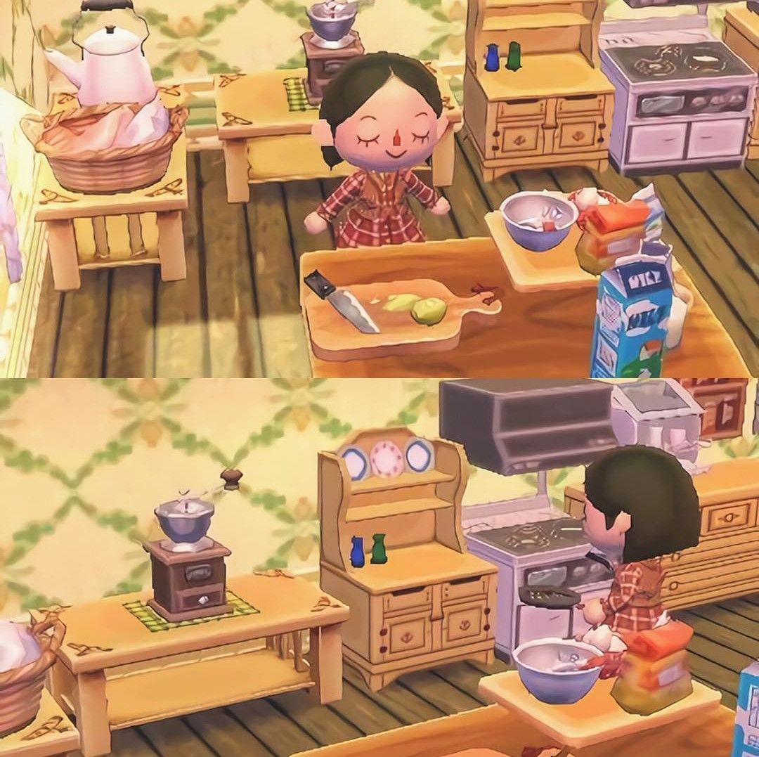 13+ Animal crossing house interior images