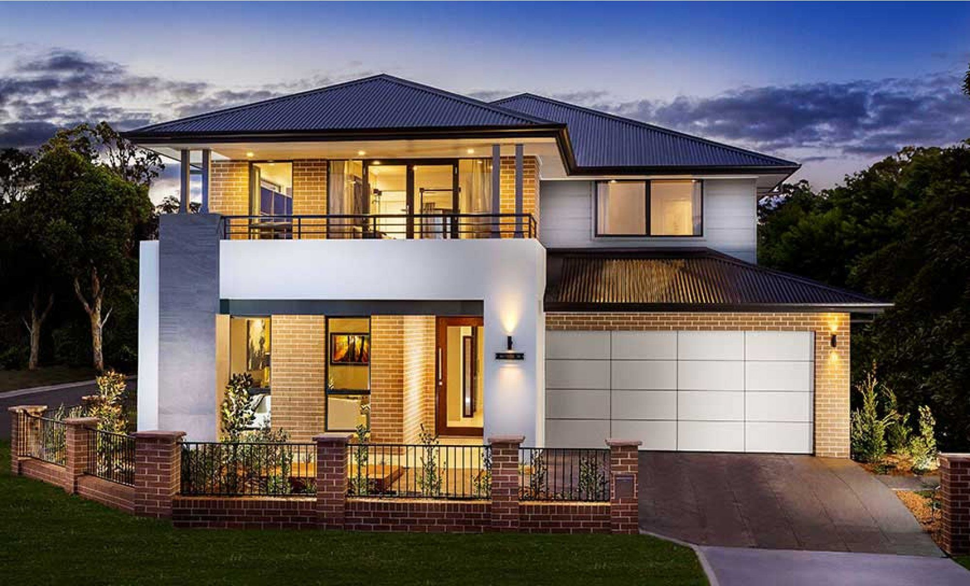 31 best Double Storey Homes images on Pinterest