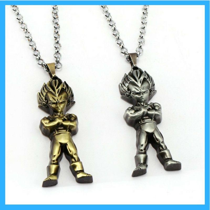Vegeta Necklace. Super Sayian and Dragon Ball Super | Ball ...