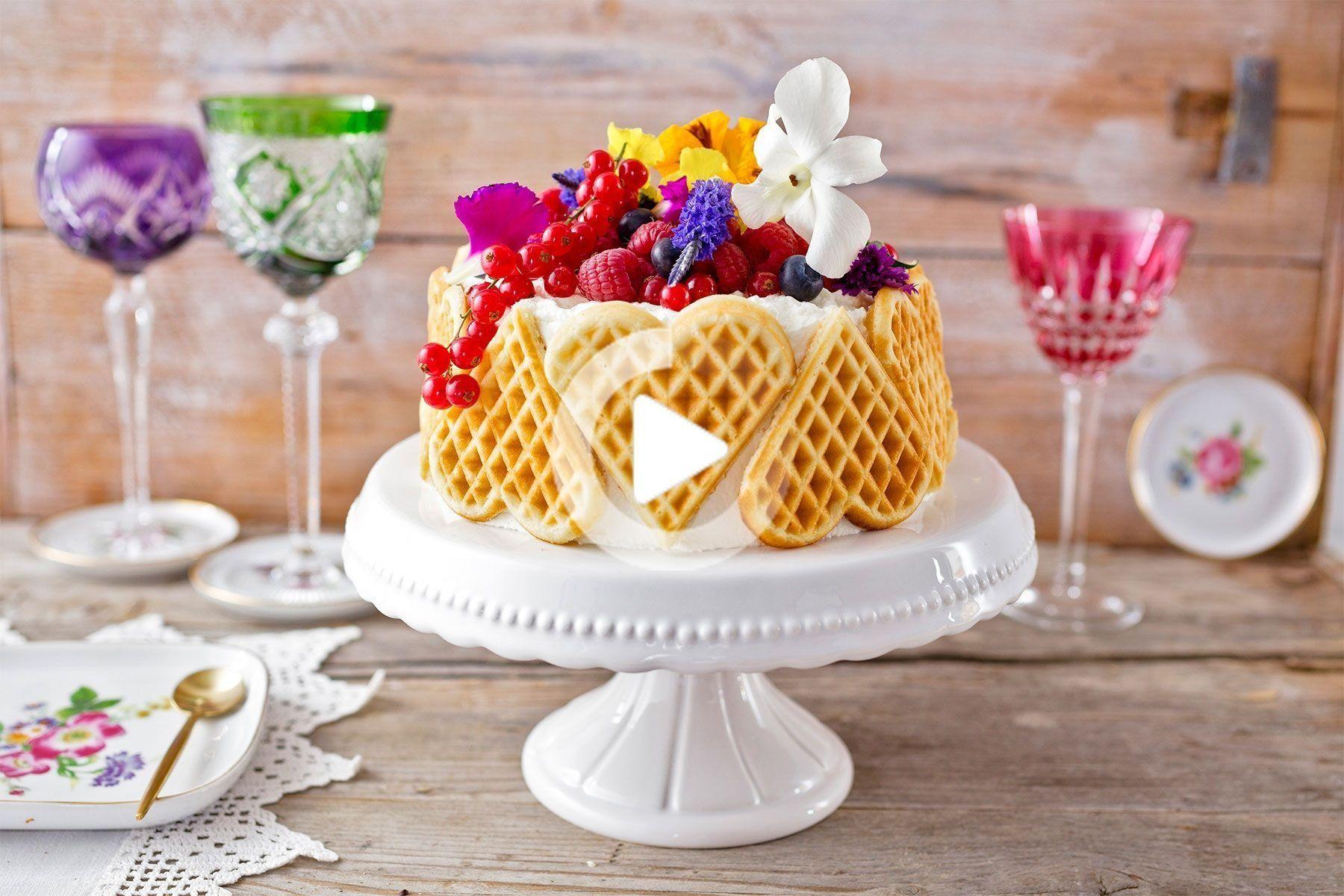 Anpassen Muttertag Kuchen In