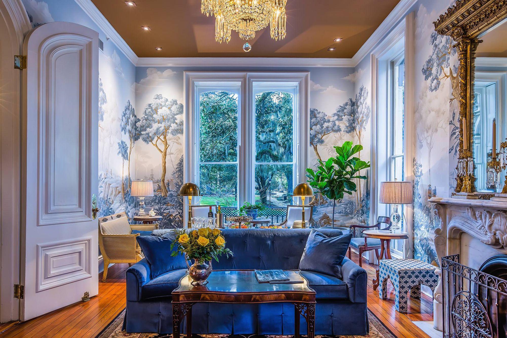 Savannah S 10 Most Romantic Escapes Savannah Chat Romantic Hotel Places In America