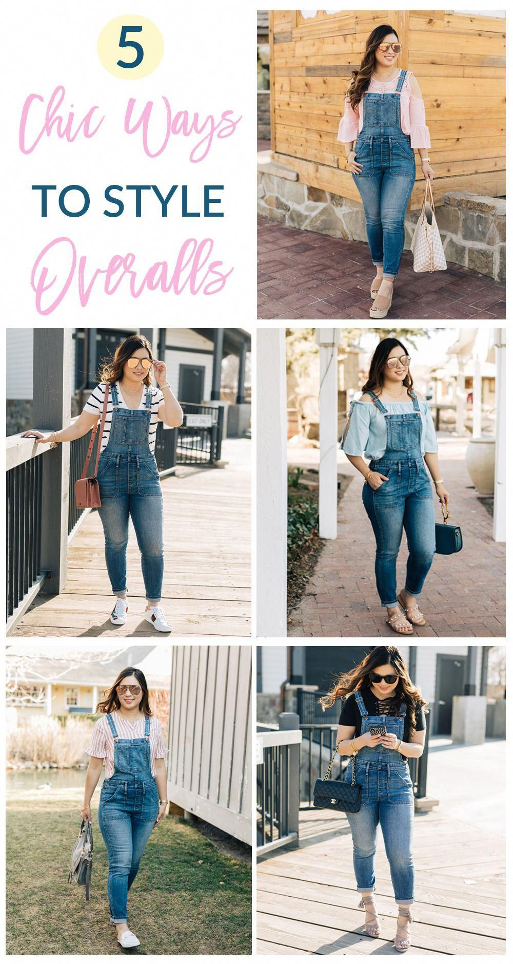 4d89cd444 How To Style Overalls
